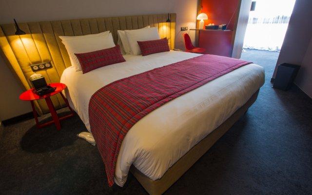 Отель Hôtel GAUTHIER комната для гостей