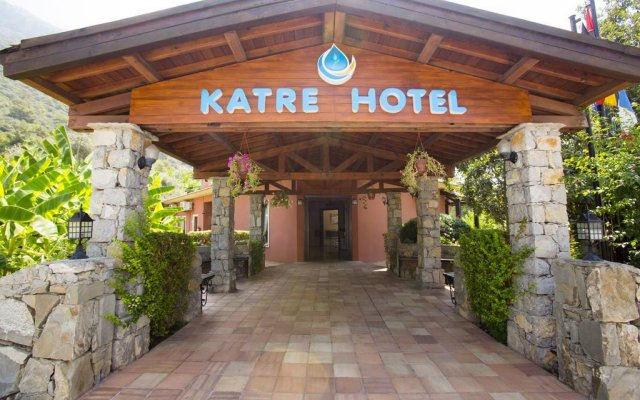 Katre Hotel Oludeniz - All Inclusive вид на фасад