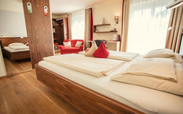 Отель ROSENVILLA Зальцбург комната для гостей