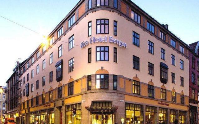 Отель Scandic Byparken Норвегия, Берген - 1 отзыв об отеле, цены и фото номеров - забронировать отель Scandic Byparken онлайн вид на фасад