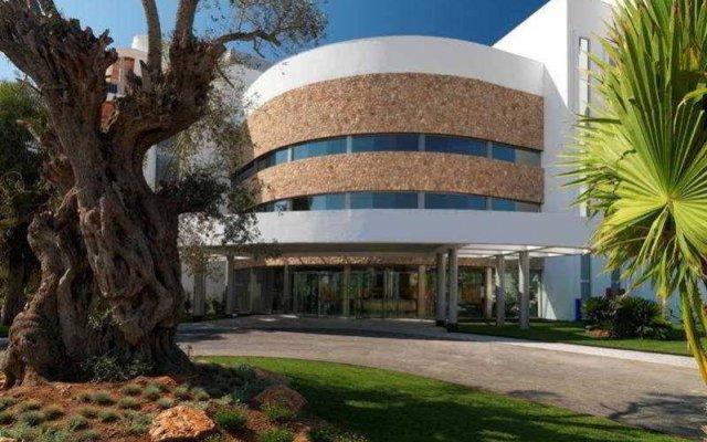 Aguas de Ibiza Grand Luxe Hotel вид на фасад
