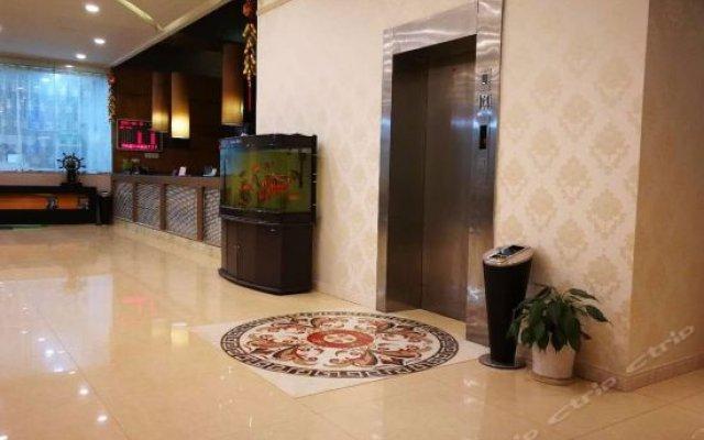Yulanhua Hotel интерьер отеля