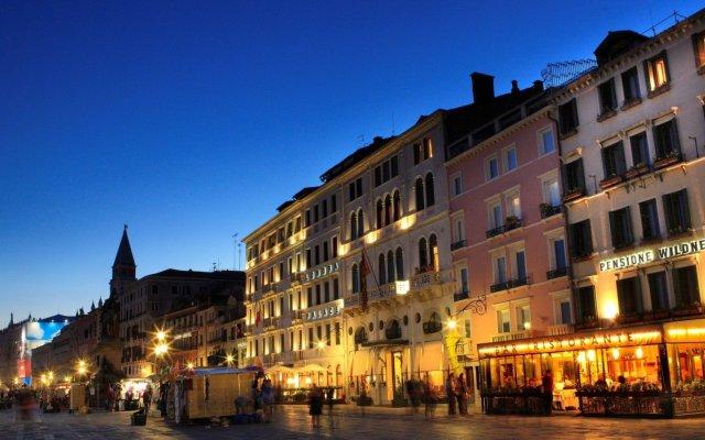 Отель Pensione Wildner Венеция вид на фасад