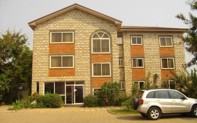 Апартаменты Calabash Green Executive Apartments Тема вид на фасад