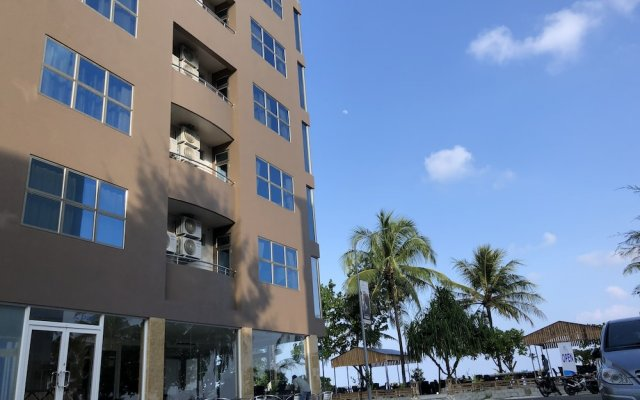 Отель Wavefrontinn Мальдивы, Мале - отзывы, цены и фото номеров - забронировать отель Wavefrontinn онлайн вид на фасад