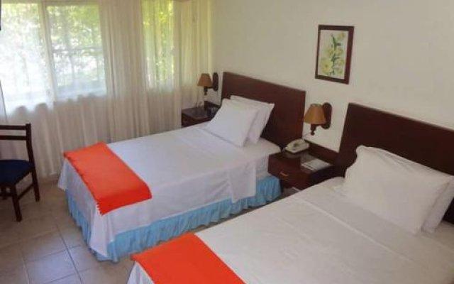 The Garden Hostel комната для гостей