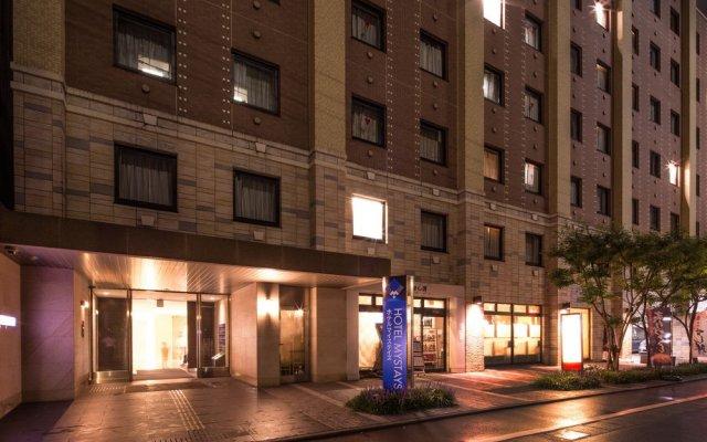 Отель Mystays Tenjin Тэндзин вид на фасад