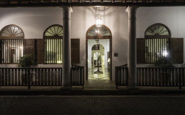 Отель Number 48 Galle Fort вид на фасад