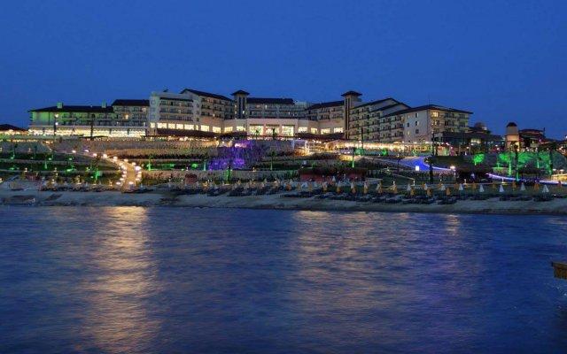 Отель Euphoria Aegean Resort & Spa All Inclusive Сыгаджик вид на фасад