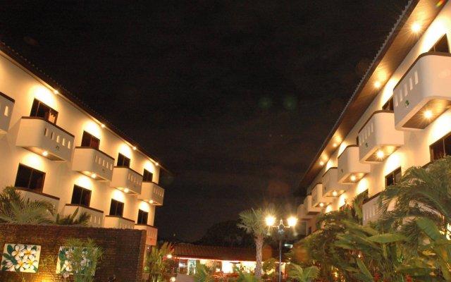 Отель Bonkai Resort Таиланд, Паттайя - 1 отзыв об отеле, цены и фото номеров - забронировать отель Bonkai Resort онлайн вид на фасад