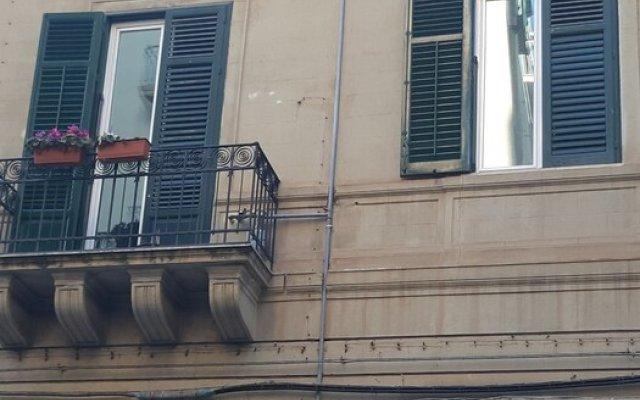 Отель Casa De Spuches вид на фасад