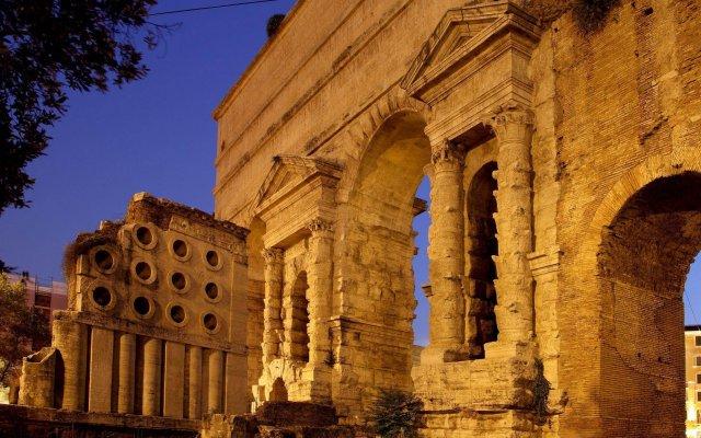 Hotel Portamaggiore вид на фасад
