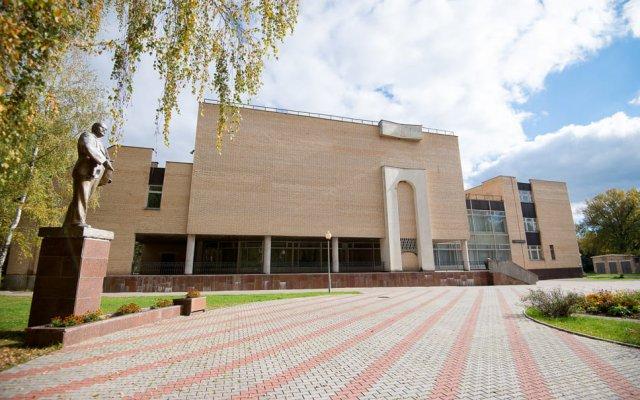 Звенигородский(санаторий) вид на фасад