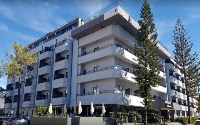 Отель The Prime Energize Монте-Горду вид на фасад
