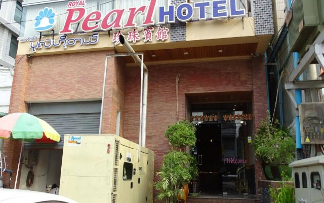 Royal Pearl Hotel вид на фасад