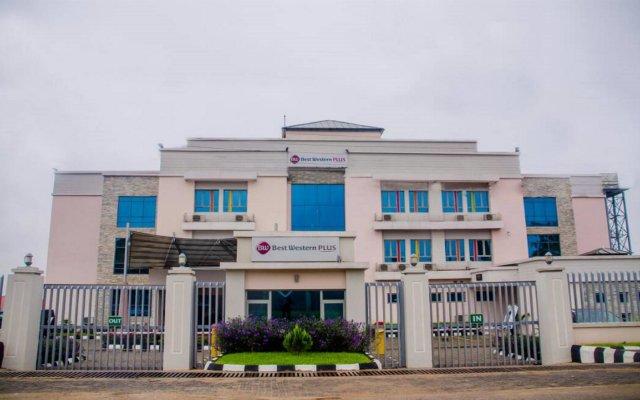 Отель Best Western Plus Ibadan вид на фасад
