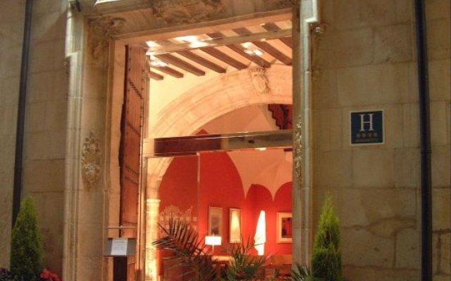Отель Sercotel Palacio de Tudemir Испания, Ориуэла - отзывы, цены и фото номеров - забронировать отель Sercotel Palacio de Tudemir онлайн вид на фасад