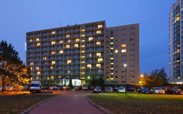 Отель Best Western Hotel Felix Польша, Варшава - - забронировать отель Best Western Hotel Felix, цены и фото номеров вид на фасад