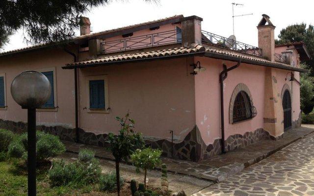 Отель Casale Vecchio Olivo B&B Дзагароло вид на фасад