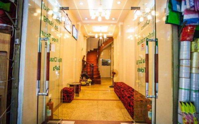 Отель Royal Orchid Hotel Вьетнам, Ханой - отзывы, цены и фото номеров - забронировать отель Royal Orchid Hotel онлайн вид на фасад
