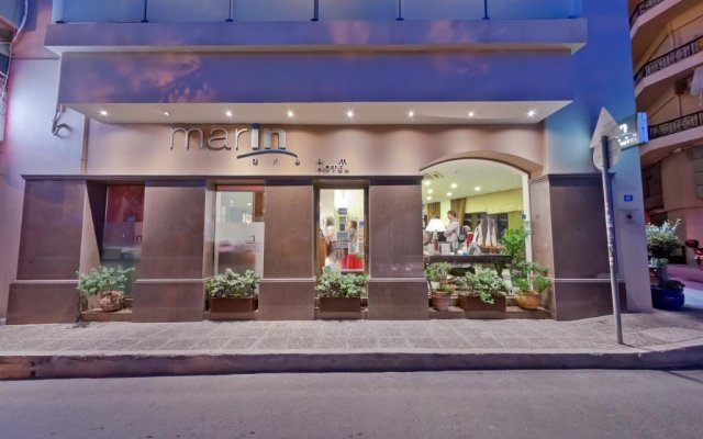 Отель Marin Dream вид на фасад