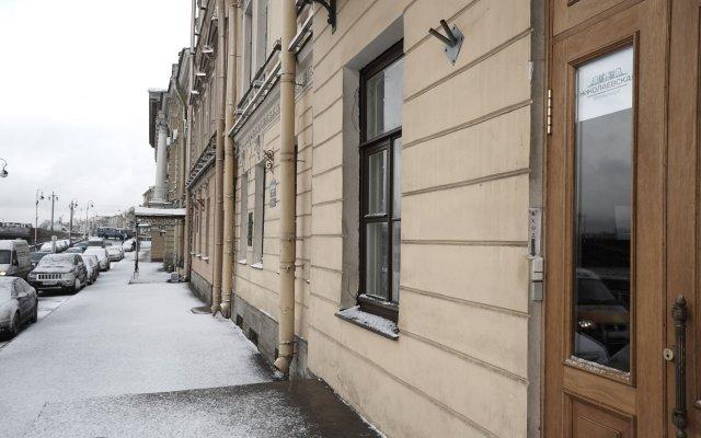 Hotel Nikolayevskaya вид на фасад