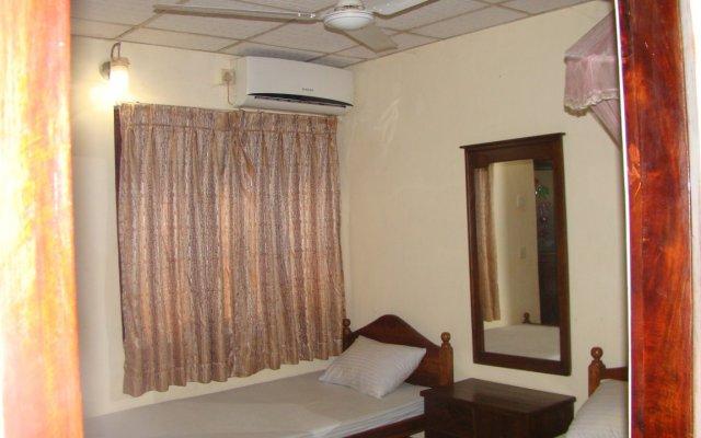 New Pawana Hotel комната для гостей