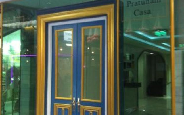 Отель Pratunam Casa Таиланд, Бангкок - отзывы, цены и фото номеров - забронировать отель Pratunam Casa онлайн вид на фасад