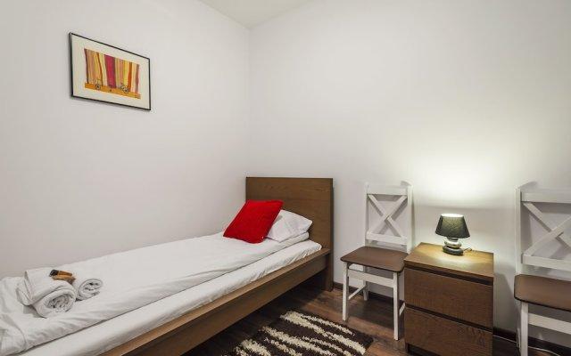 Отель Galeria Italiana Apartments Польша, Вроцлав - отзывы, цены и фото номеров - забронировать отель Galeria Italiana Apartments онлайн вид на фасад