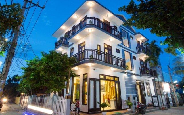 Отель Quynh Chau Homestay Вьетнам, Хойан - отзывы, цены и фото номеров - забронировать отель Quynh Chau Homestay онлайн вид на фасад