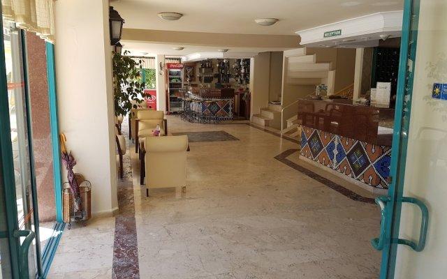Отель Lila Apart Alanya вид на фасад