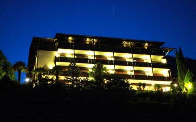 Hotel Sonnenhof Горнолыжный курорт Ортлер вид на фасад