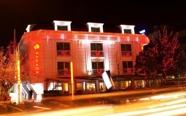 Ramada Istanbul Asia Турция, Стамбул - отзывы, цены и фото номеров - забронировать отель Ramada Istanbul Asia онлайн вид на фасад