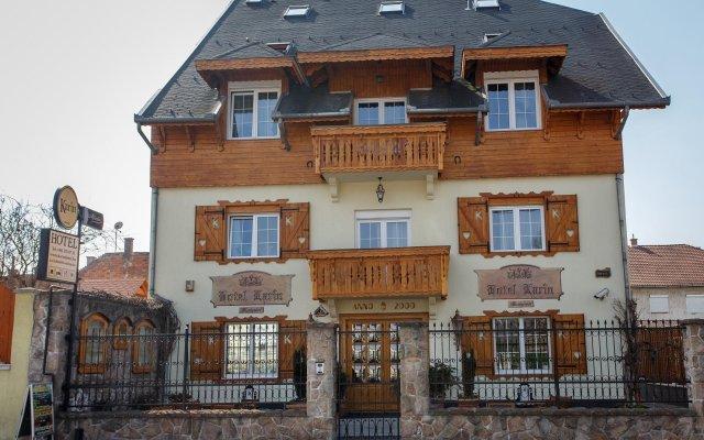 Karin Hotel вид на фасад