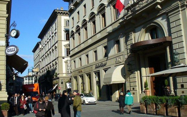 Отель B&B Il Salotto Di Firenze Италия, Флоренция - отзывы, цены и фото номеров - забронировать отель B&B Il Salotto Di Firenze онлайн вид на фасад