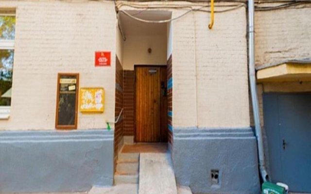 Отель Жилое помещение Bear на Смоленской Москва вид на фасад