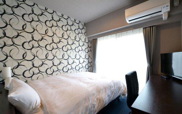 KIKITSU Station Hotel Нагасаки комната для гостей