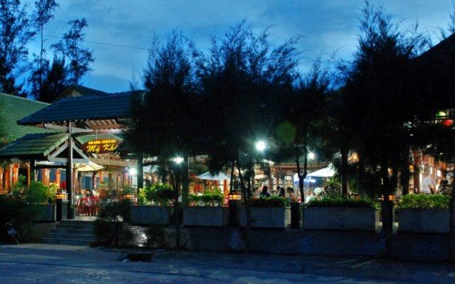 My Khe Hotel вид на фасад