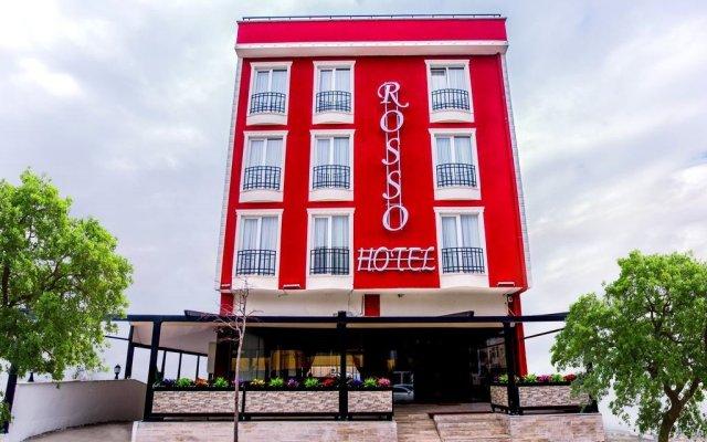 Rosso Hotel Турция, Измит - отзывы, цены и фото номеров - забронировать отель Rosso Hotel онлайн вид на фасад