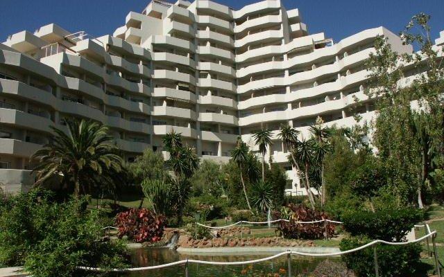 Отель Apartamentos Benal Beach вид на фасад