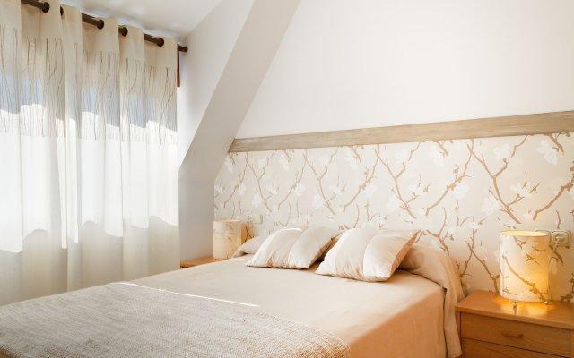 Отель Aptos Duerming Portonovo Pico комната для гостей