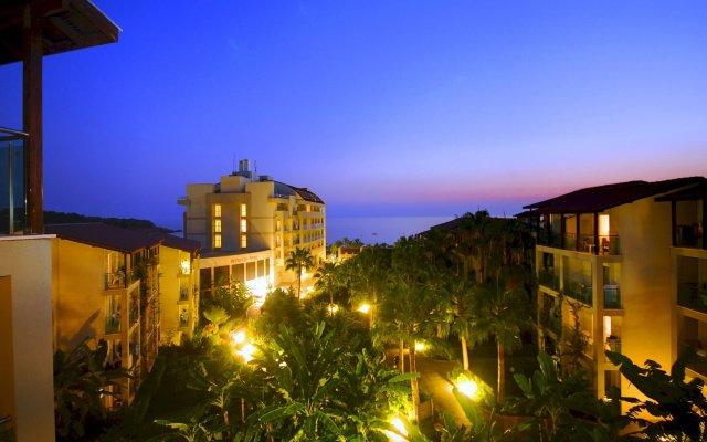 Aska Buket Resort & Spa Турция, Окурджалар - отзывы, цены и фото номеров - забронировать отель Aska Buket Resort & Spa онлайн вид на фасад