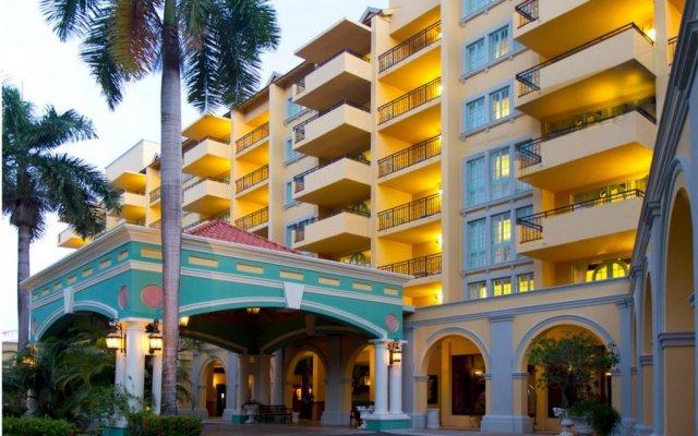 Отель Jewel Dunn's River Adult Beach Resort & Spa, All-Inclusive Ямайка, Очо-Риос - отзывы, цены и фото номеров - забронировать отель Jewel Dunn's River Adult Beach Resort & Spa, All-Inclusive онлайн вид на фасад