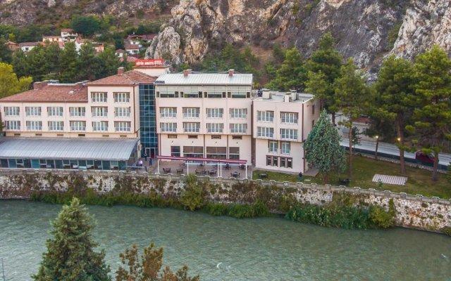 Buyuk Amasya Oteli Турция, Амасья - отзывы, цены и фото номеров - забронировать отель Buyuk Amasya Oteli онлайн вид на фасад