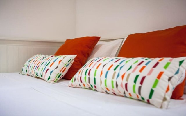Апартаменты Lisbon City Sweet Studio комната для гостей