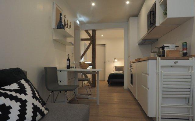 Апартаменты Bairro Alto Bronze of Art Apartments Лиссабон в номере