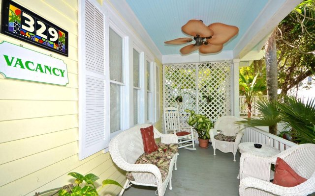 The Garden House In Key West Historic District United States Of