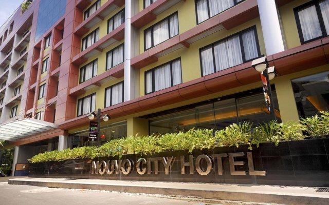 Nouvo City Hotel вид на фасад