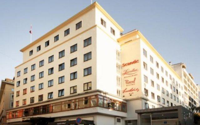 Отель Scandic Neptun Норвегия, Берген - 2 отзыва об отеле, цены и фото номеров - забронировать отель Scandic Neptun онлайн вид на фасад