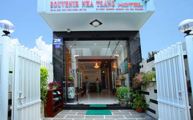 Souvenir Nha Trang Hotel вид на фасад